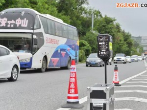 助力交通安全!韶关交警投放24套应急便携特种强声驱散器