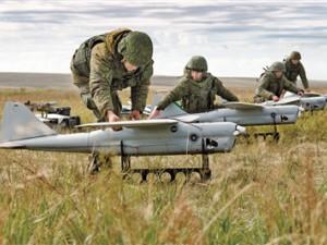 俄军盘点无人机部队建设成果